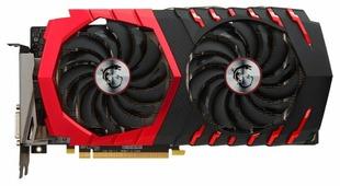 Видеокарта MSI Radeon RX 570 1293MHz PCI-E 3.0 4096MB 7100MHz 256 bit DVI 2xHDMI HDCP Gaming X