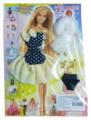 Евгения Комплект одежды для кукол 30 см 0058, в ассортименте