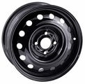 """Автомобильные диски TREBL X40039 15x5.5"""" 4x100мм DIA 54.1мм ET 45мм B"""