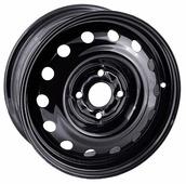 Колесный диск Trebl Х40039 5.5x15/4x100 D54.1 ET45 Black