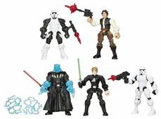 Фигурки Hasbro Star Wars Hero Mashers Возвращение джедая B3659