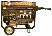 Бензиновый генератор Damask EP-6500ES (5500 Вт)