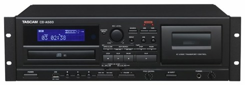CD-проигрыватель Tascam CD-A580