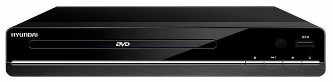 DVD-плеер Hyundai H-DVD180