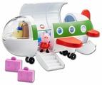 Игровой набор Intertoy Peppa Pig Самолет с фигуркой Пеппы 31606