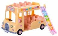 Игровой набор Sylvanian Families Двухэтажный автобус для малышей 3588/5101