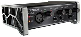 Внешняя звуковая карта Tascam US-1x2
