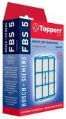 Topperr HEPA-фильтр FBS 5