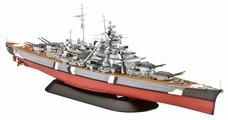 Сборная модель Revell Battleship BISMARCK (05098) 1:700