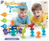 Конструктор ABtoys Веселые прилипалы PT-00800