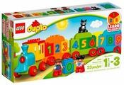 Конструктор LEGO Duplo 10847 Поезд Считай и играй
