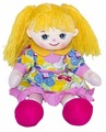 Мягкая игрушка Gulliver Кукла Лимоника 30 см