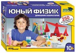 Набор Step puzzle Юный физик. Домашняя лаборатория (76093)