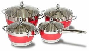 Набор посуды Hoffmann HM 5843 8 пр.