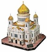 3D-пазл CubicFun Храм Христа Спасителя (C205h), 103 дет.