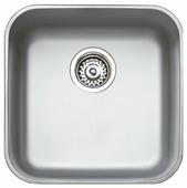 Врезная кухонная мойка TEKA Basico BE 400 1B
