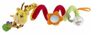 Подвесная игрушка Chicco Джунгли на прогулке (7201)