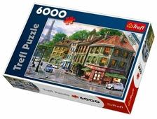 Пазл Trefl Улица в Париже (65001), 6000 дет.