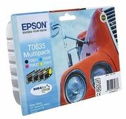 Набор картриджей Epson C13T06354A10