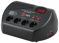 Стабилизатор напряжения ЭРА СНК-2000-Ц