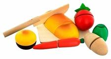 Набор продуктов с посудой Mapacha Маленький кулинар 76600