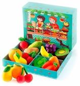 Набор продуктов DJECO Овощная лавка 06621
