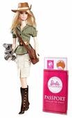 Кукла Barbie Куклы мира Австралия, 29 см, W3321