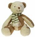 Мягкая игрушка Gulliver Мишка в шарфике 24 см