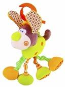 Подвесная игрушка Жирафики Пёсик Том (93591)