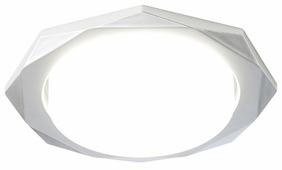 Встраиваемый светильник Ambrella light G180 SL, серебро
