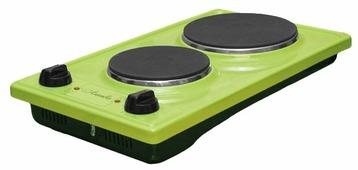 Плита Лысьва ЭПБ 22 зеленый