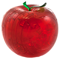 3D-пазл Crystal Puzzle Красное яблоко (90005), 44 дет.