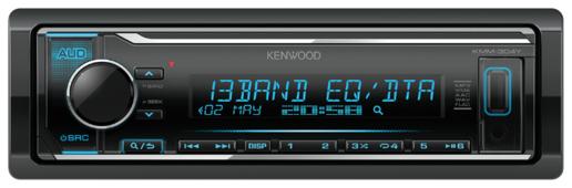 Автомагнитола KENWOOD KMM-304Y