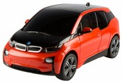 Легковой автомобиль Rastar BMW I3 (71200) 1:24 17 см