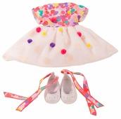 Gotz Платье с помпонами для кукол 45 - 50 см 3402735