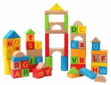 Кубики Hape Word Builder