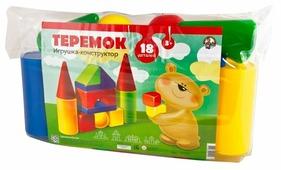 Кубики Десятое королевство Теремок-18 01594