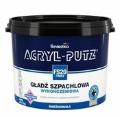 Шпатлевка Sniezka Acryl-Putz Finish FS20