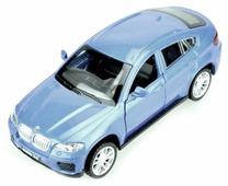 Легковой автомобиль Пламенный мотор BMW X6 1:43 (870132) 1:43