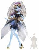 Кукла Monster High 13 желаний Эбби Боминейбл, 27 см, BBR94