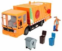 Мусоровоз Dickie Toys Mercedes (3748004) 1:24 38 см