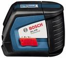Лазерный уровень BOSCH GLL 2-50 C Professional + BS 150 (0601063105)