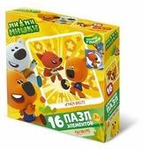 Пазл Origami Мимимишки Играем вместе (03499), 16 дет.