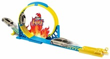 Трек Bburago Street Fire Launch'n Loop