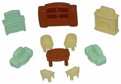 Полесье Набор мебели для кукол №3 (49346)