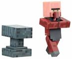 Игровой набор Jazwares Minecraft Деревенский кузнец 16512