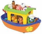 Интерактивная развивающая игрушка Kiddieland Ноев ковчег