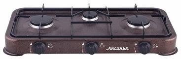 Газовая плита DELTA АКСИНЬЯ КС-103 коричневая
