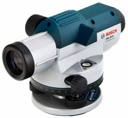 Оптический нивелир BOSCH GOL 26 D с поверкой (061599409Y)