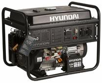Бензиновый генератор Hyundai HHY 5000FE (4000 Вт)